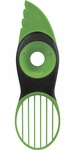 Oxo Good Grips 3-in-1 Green Avocado Slicer