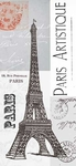 Paris Kitchen Towel