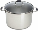 Pauli Cookware 10 Quart Never Burn Stock Pot