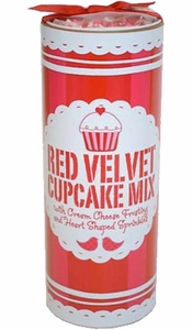 Pelican Bay Red Velvet Cupcake Mix - Click to enlarge