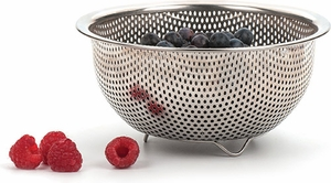 Pierced Berry Colander - Click to enlarge