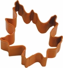 Polyresin Coated Cookie Cutter- Oak Leaf