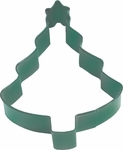 Polyresin Coated Cookie Cutter- Tree with Star