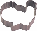 Polyresin Coated Cookie Cutter- Turkey