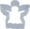 Polyresin Coated Cookie Cutter- White Angel