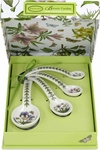 Portmeirion Botanic Garden Set of 4 Measuring Spoons