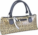 Primeware Leopard Wine Clutch