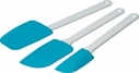 Progressive Set of 3 Rubber Scraper Spatulas