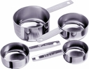 Progressive Stainless Steel Measuring Cups