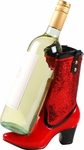 Red Boot Wine Caddy
