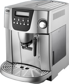 Refurbished DeLonghi Magnifica Super Automatic Coffee Center - Click to enlarge