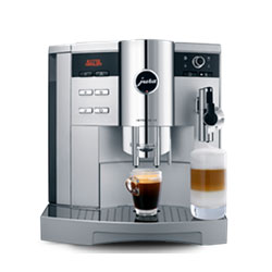 Refurbished Jura Impressa S9 One Touch Coffee Center - Click to enlarge
