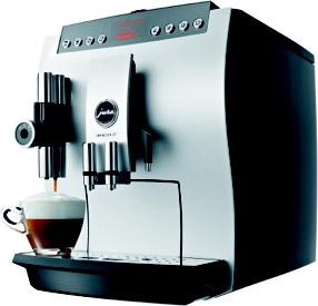 Refurbished Jura Impressa Z7 Coffee Center - Click to enlarge