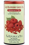 Republic of Tea Goji Raspberry Green Tea