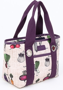 Sachi Veggies Lunch Tote - Click to enlarge