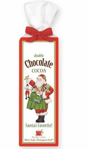 Santa Double Chocolate Cocoa Mix - Click to enlarge