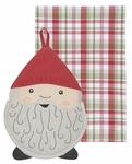 Set of 2 Gnome Pocket Pals Kitchen Set