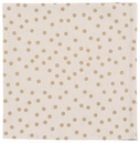 Set of 4 Gala Gold Dot Napkins