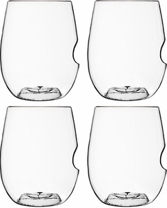 Set of 4 Go Vino 12 oz Wine/Cocktail Glasses - Click to enlarge