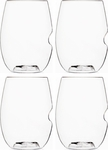 Set of 4 GoVino Wine Glasses