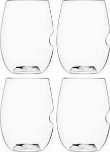 Set of 4 GoVino Wine Glasses - Click to enlarge