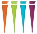 Set of 4 Ice Pop Makers