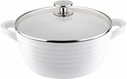 "Sophie Conran for Portmeirion: White Nonstick 9.5"" Large Casserole"