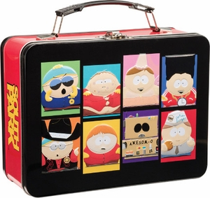 South Park Lunch Box - Click to enlarge
