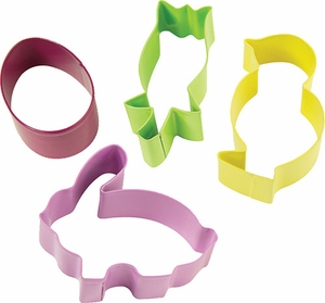 Springtime Cookie Cutter Set - Click to enlarge