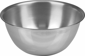 Stainless Steel 4.25 Quart Mixing Bowl - Click to enlarge