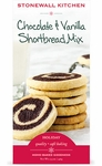 Stonewall Kitchen Chocolate & Vanilla Shortbread Cookie Mix