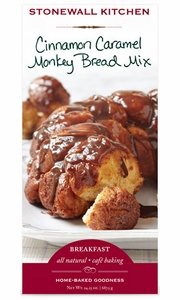 Stonewall Kitchen Cinnamon Caramel Monkey Bread Mix - Click to enlarge
