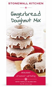 Stonewall Kitchen Gingerbread Doughnut Mix - Click to enlarge