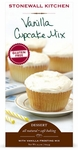 Stonewall Kitchen Gluten-Free Vanilla Cupcake Mix with Frosting