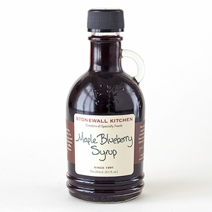 Stonewall Kitchen Maple Blueberry Syrup Small - Click to enlarge