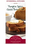 Stonewall Kitchen Pumpkin Spice Quick Bread Mix