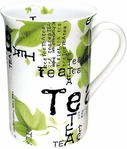 Tea Collage Mug