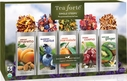 Tea Forte 15 Pouch Herbal Retreat Tea Sampler