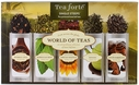 Tea Forte World of Teas Sampler