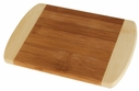 Totally Bamboo 2-Tone Bamboo Bar Board