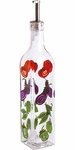 Whimsical Vegetables Oil Bottle