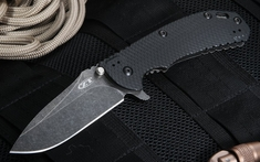 Zero Tolerance 0560BW Blackwash Rick Hinderer Design - Elmax Steel