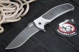 Zero Tolerance 0600BLK RJ Martin Design Flipper Folding Knife