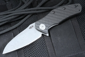 Zero Tolerance 0770CF M390 Carbon Fiber Folding Knife