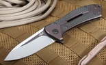 Zero Tolerance 0801CF Copperhead Todd Rexford Limited Edition