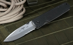 Emerson A100 SFS Serrated Folding Knife