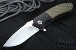 Andre Thorburn L42 Black and Green Flipper Folder