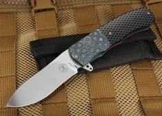 Andre Thorburn Dress Tactical Zirconium and C-Tek Flipper