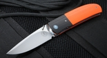 Andre Thorburn L14 Rescue Orange Folding Knife - SOLD
