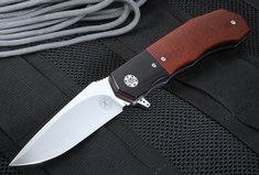 Andre Thorburn L44 Brown and Black Flipper Folder